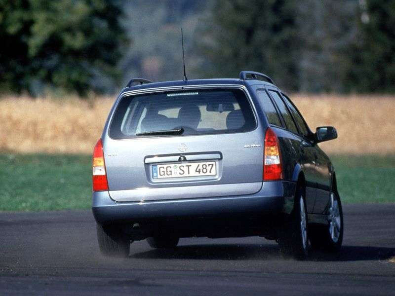 Opel Astra Universal 1.2 MT (1998–2004)