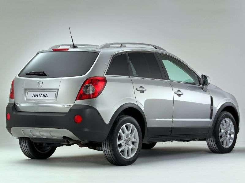 Opel Antara 1st generation VAN van 2.0 CDTI MT AWD (2007–2010)