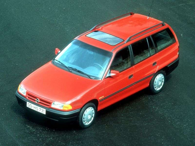 Opel Astra Universal 1.6 MT (1993–1994)
