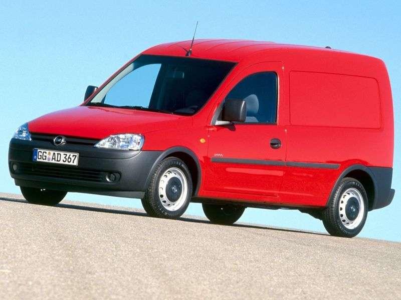 Opel Combo Caravan 1.4 MT (2001–2005)