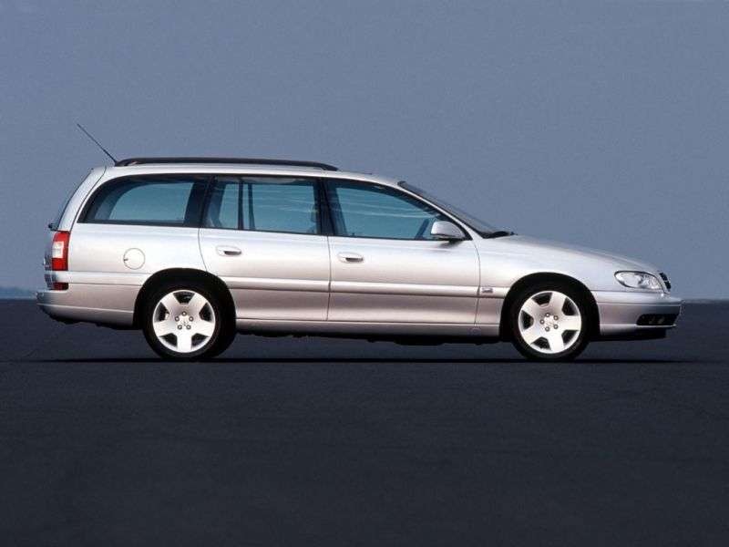 Opel Omega B [restyling] universal 2.2 AT (1999–2003)