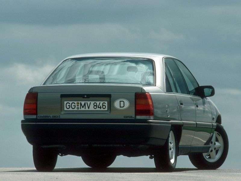 Opel Omega Asedan 2.3 D MT (1986–1990)
