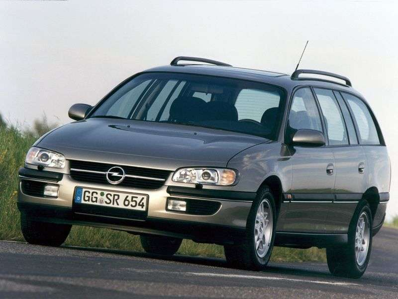 Opel Omega Universal 2.5 TD AT (1994–1999)