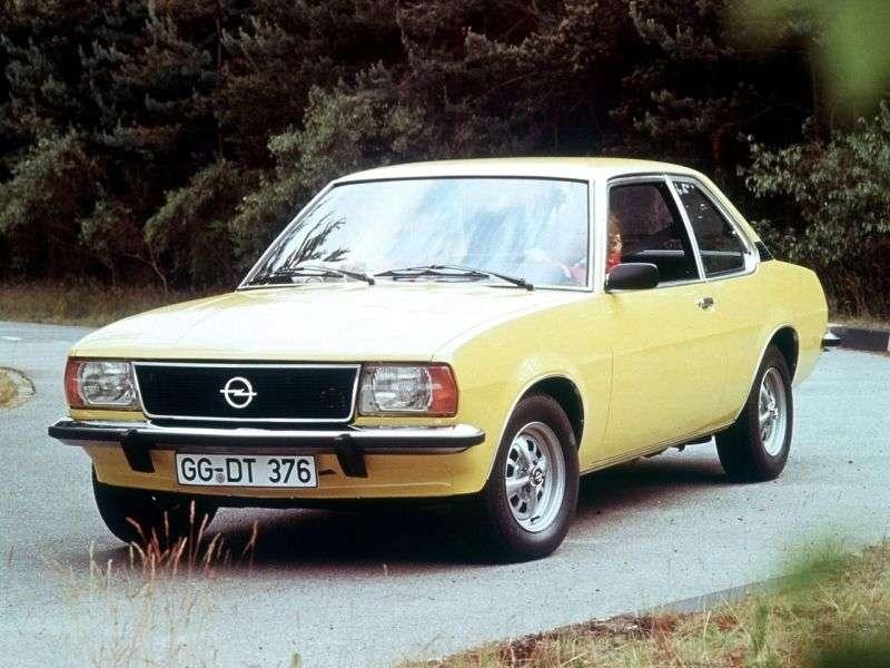 Opel Ascona Bsedan 2 bit 1.9 MT (1975–1981)