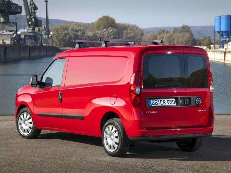 Opel Combo D van 1.4 MT L1H2 (2011 – present)