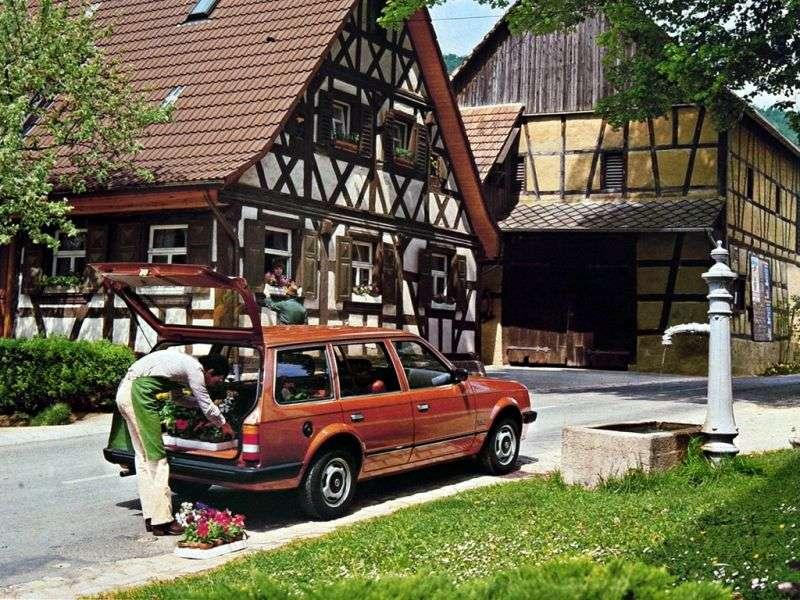 Opel Kadett Dunniversal 1.6 MT (1979–1984)