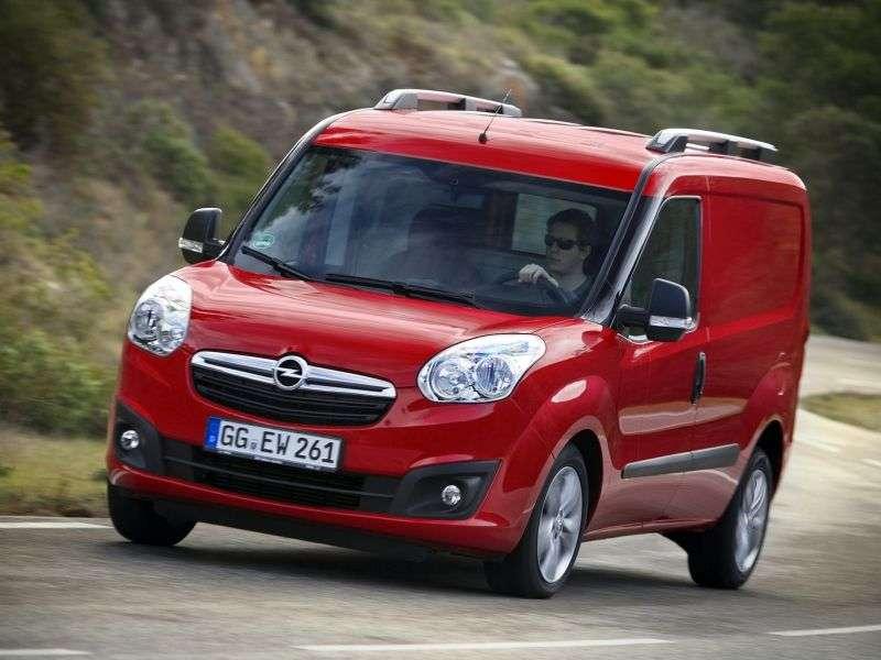 Opel Combo D van 1.6 CDTI Easytronic L1H2 (2011 – n.)