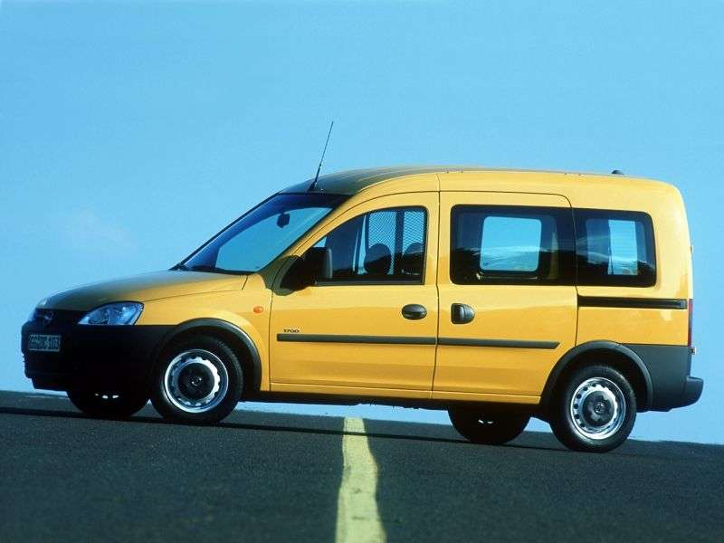 Opel Combo CTour minivan 1.3 CDTI MT (2001–2005)