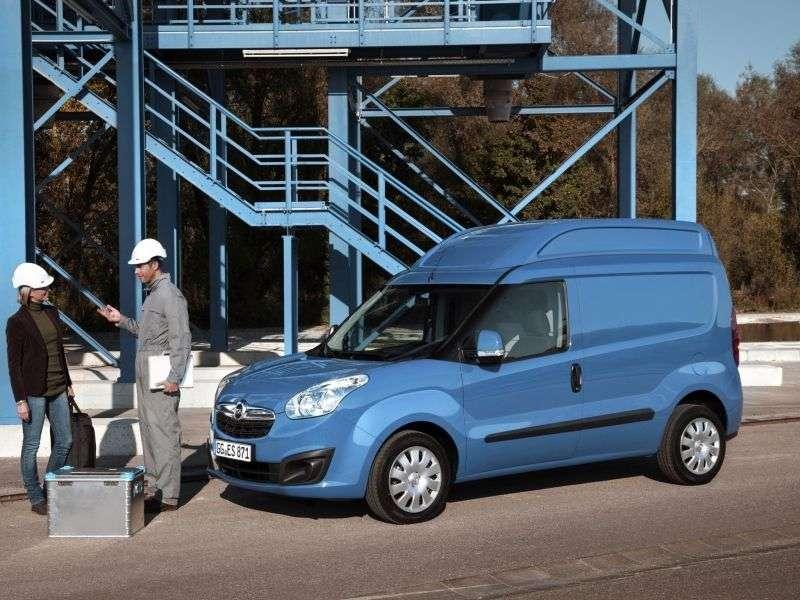 Opel Combo D van 1.3 CDTI MT L2H1 (2011 – current century)