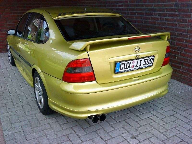 Opel Vectra Bi500 2.5 MT sedan (1998–1999)