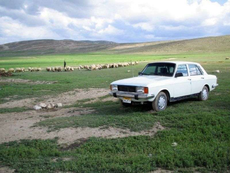 Paykan Saloon 1st generation 1.8 MT sedan (1989–2005)