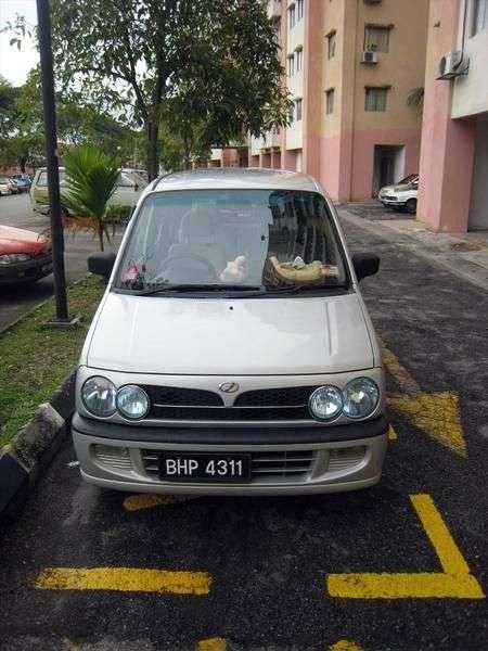 Perodua Kenari 1st generation minivan 1.0 MT (2000 – n.)