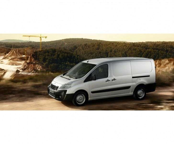 Peugeot Expert 2nd generation [restyling] 1.6 HDi MT L2H1 Base van (2012 – n.)