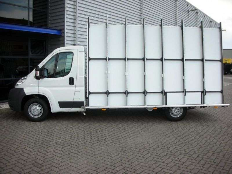 Peugeot Boxer 2nd generation ChCa 440 L4 2.2 chassis HDI MT Basic (2006 – n.)