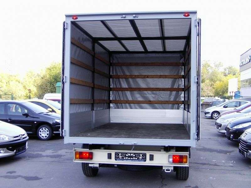 Peugeot Boxer ChCa 335 L3 2.2 HDI MT Basic Chassis 2nd Generation (2006 – present)