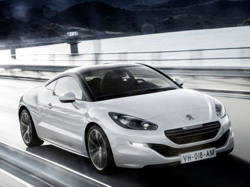 Peugeot RCZ 1st generation [restyling] coupe 2.0 HDi MT (2013 – n.)