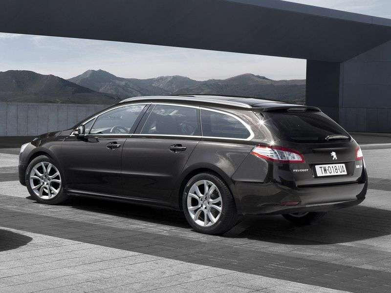 Peugeot 508 1st generation wagon 1.6 THP AT (2010 – n.)