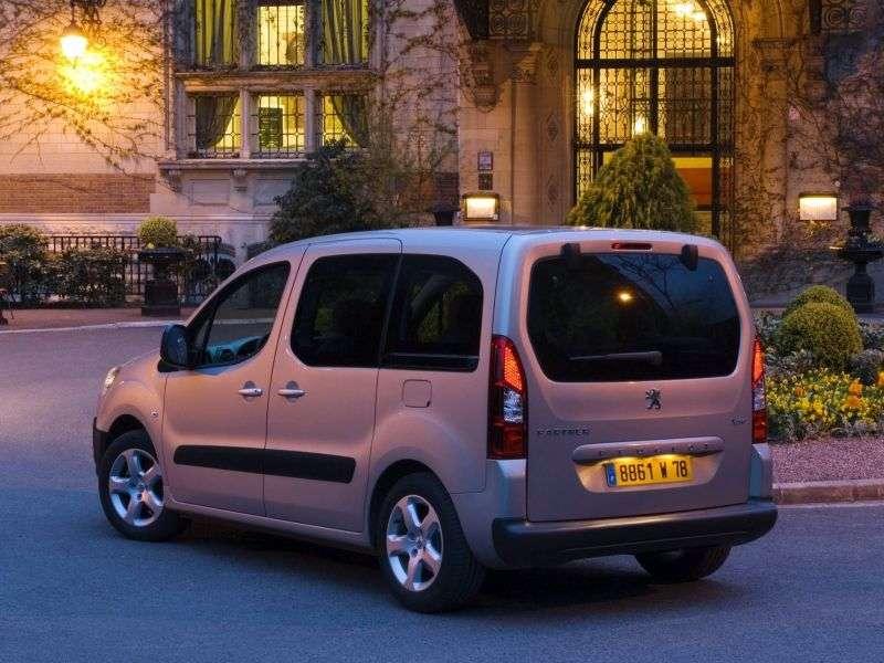 Peugeot Partner TepeeVP minivan 1.6 MT Access (2008–2012)
