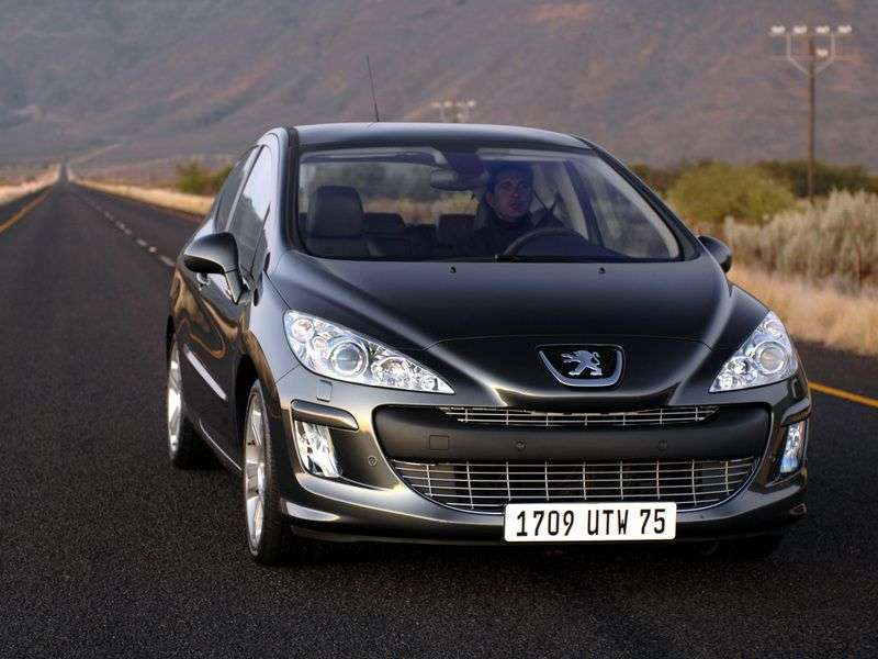 Peugeot 308 1st generation hatchback 3 dv. 1.6 MT (2007–2011)