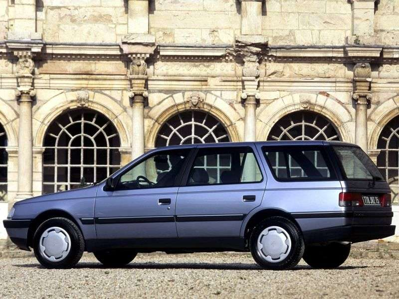 Peugeot 405 1st generation wagon 1.9 AT (1988–1992)