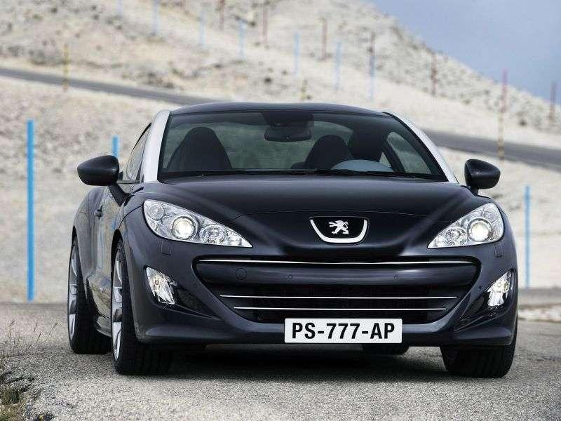 Peugeot RCZ 1st generation coupe 1.6 THP MT Sport (2012) (2010–2013)