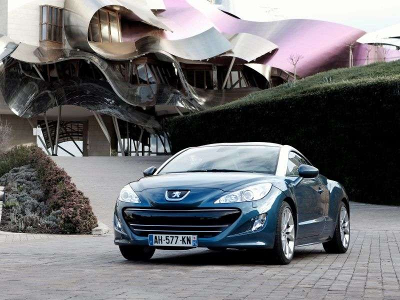 Peugeot RCZ 1st generation coupe 1.6 THP AT Sport (2012) (2010–2013)