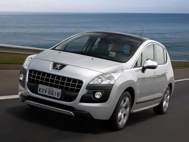 Peugeot 3008 1st generation 1.6 THP MT Active Crossover (2013) (2010 – n.)
