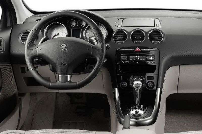 Peugeot 308 1st generation [restyling] 1.6 THP AT Feline convertible (2013) (2011 – n.)