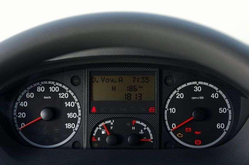 Peugeot Boxer ChCa 435 L4 2.2 HDI MT Basic Chassis Generation 2 (2006 – N)