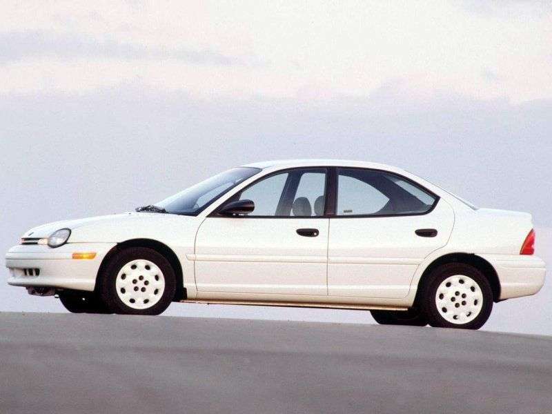 Plymouth Neon 1st generation sedan 2.0i MT Sport (1995–2000)