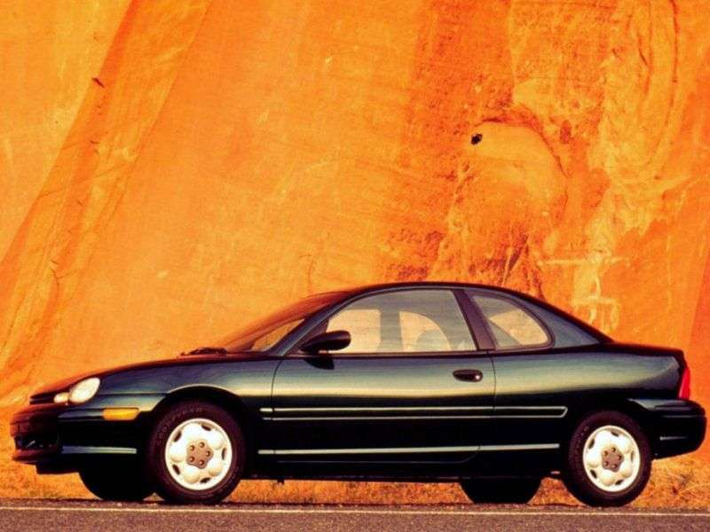 Plymouth Neon 1st generation coupe 2.0 MT (1994–2001)
