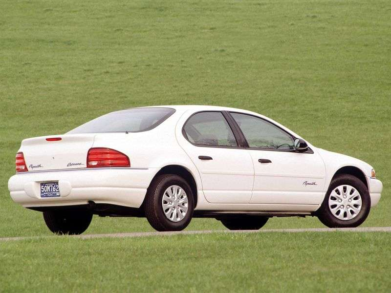 Plymouth Breeze 1st generation sedan 2.0 AT (1996–2001)
