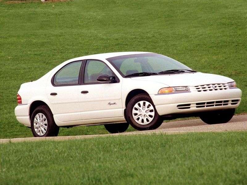 Plymouth Breeze 1st generation 2.0 MT sedan (1996–2001)