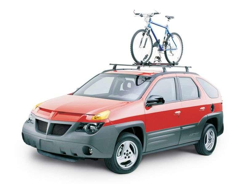 Pontiac Aztek 1st generation crossover 3.4 AT AWD (2001–2005)