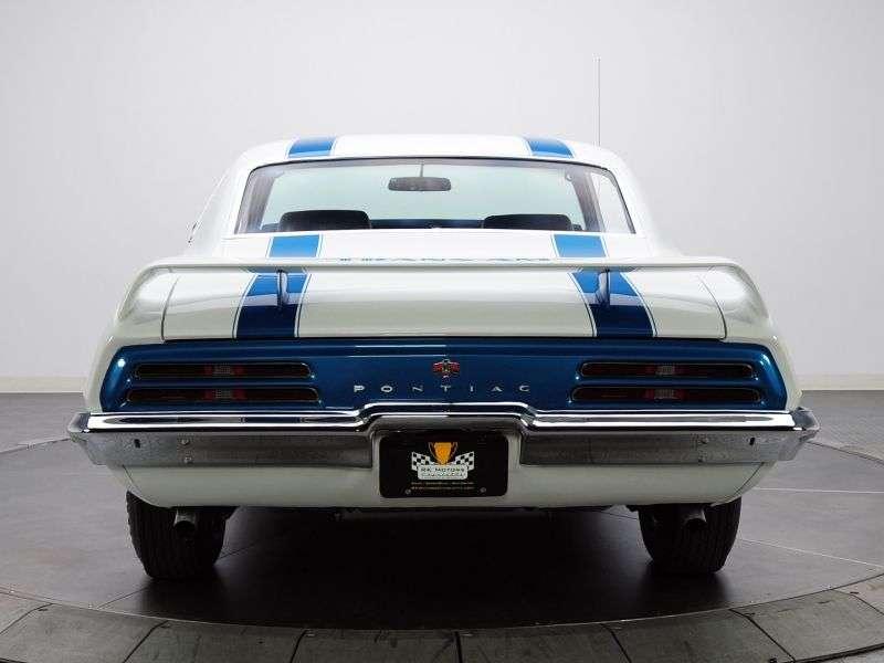 Pontiac Firebird 1. generacji [2. zmiana stylizacji] Trans Am coupe 2 drzwiowe. 6,6 mln ton (1969 1969)