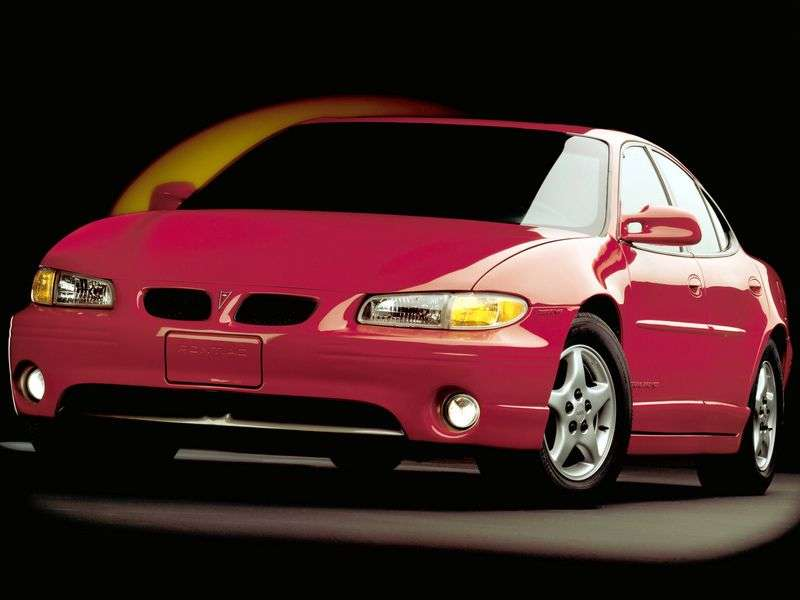 Pontiac Grand Prix 6th generation GT / GTP / SE Sedan 3.8 AT GT (1997–1998)