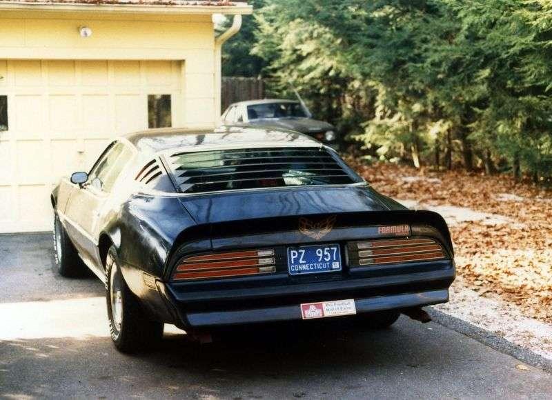 Pontiac Firebird 2nd generation [2nd restyling] Formula Coupe 5.7 Turbo Hydra Matic (1976–1977)