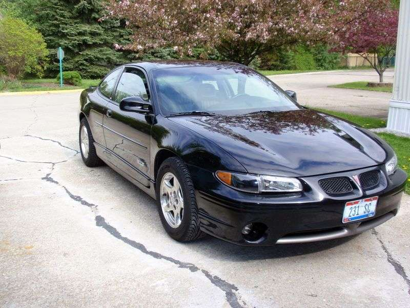 Pontiac Grand Prix 6th generation GT / GTP coupe 3.1 AT (1997–1999)