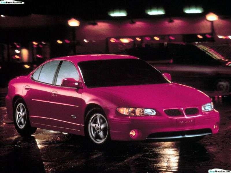 Pontiac Grand Prix 6th generation SE sedan 3.1 AT (1997–1999)