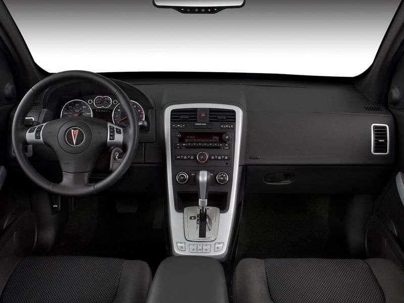 Pontiac Torrent crossover pierwszej generacji 3.4 AT (2006 2009)