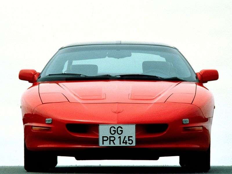 Pontiac Firebird 4th Generation Targa 3.4 MT (1994–1997)