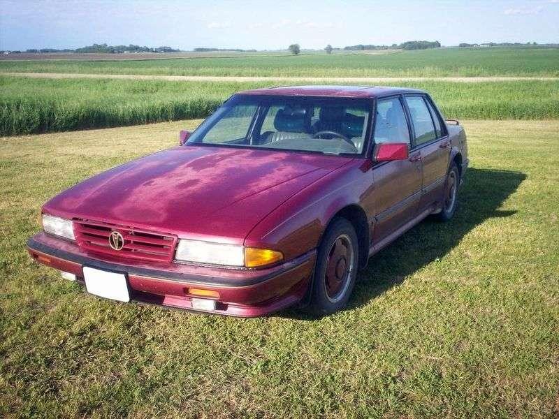 Pontiac Bonneville 7th generation sedan 3.8 AT (1987–1988)