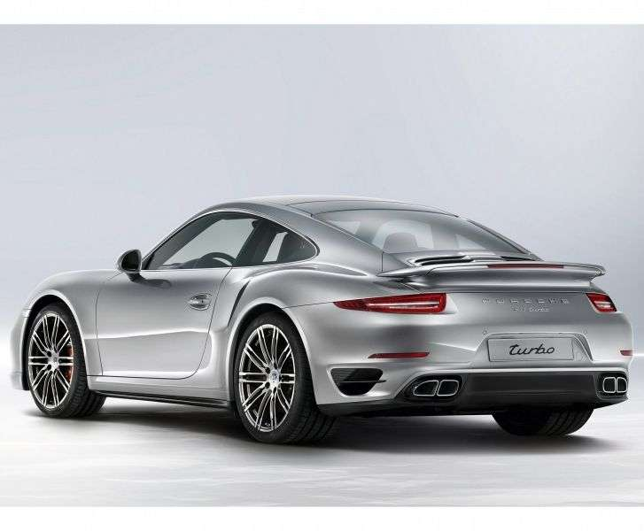 Porsche 911 991Turbo Coupe 2 dv. 3.8 PDK AWD Basic (2013 – current century)
