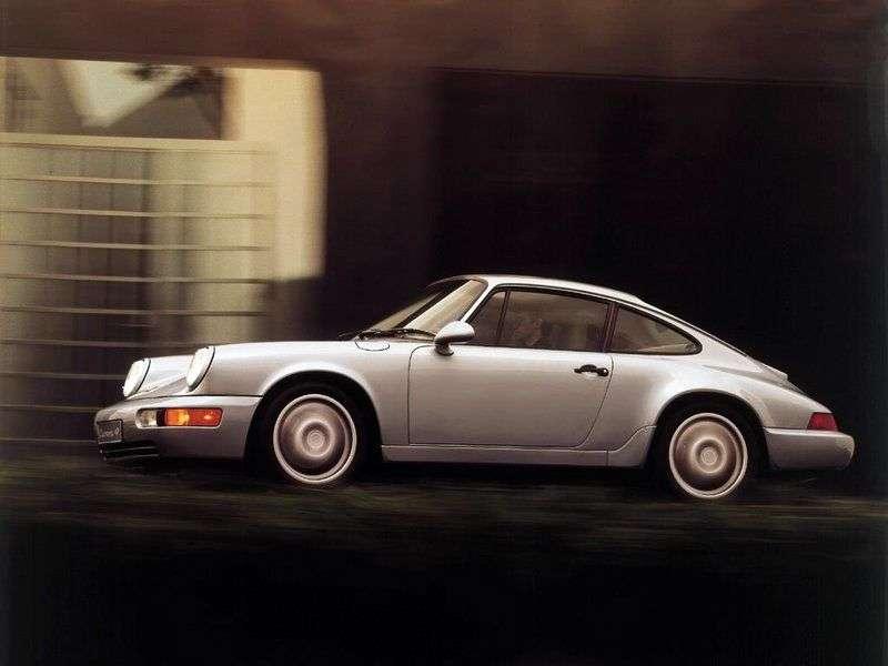 Porsche 911 964Carrera Coupe 2 dv. 3.6 MT Carrera RS (1991–1992)