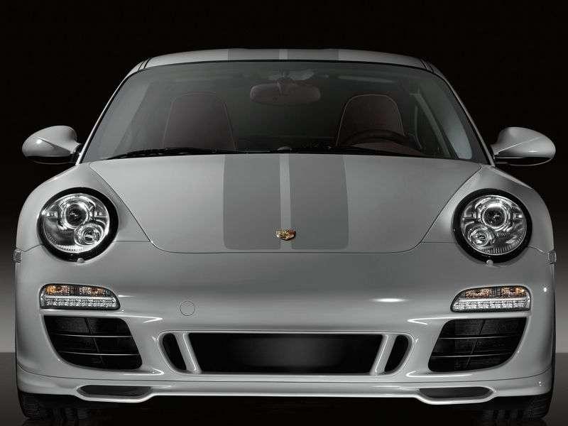 Porsche 911 997 [zmiana stylizacji] Sport Classic coupe 2 drzwiowe. 3,8 mln ton (2009 2011)