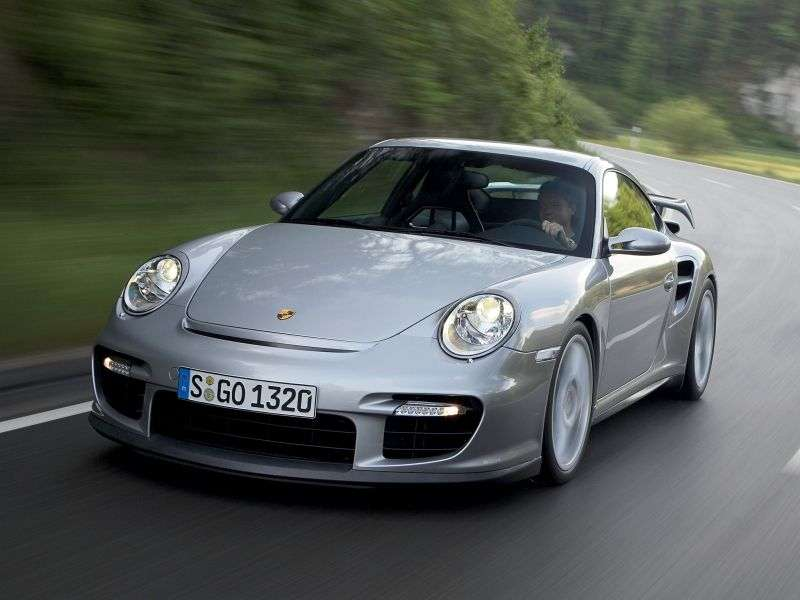 Porsche 911 997GT2 Coupe 2 bit. 3.6 T MT (2007–2010)
