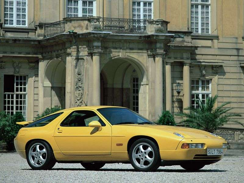 Porsche 928 GTS Coupé 5.4 MT (1992–1995)