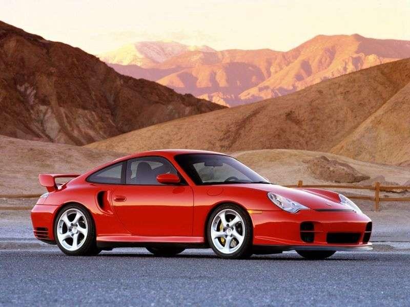 Porsche 911 996GT2 Coupe 3.6 MT GT2 (1999–2002)
