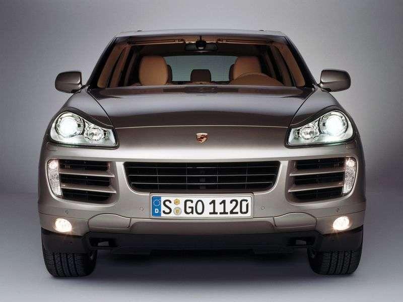 Porsche Cayenne 957crosser 3.6 AT (2007–2010)
