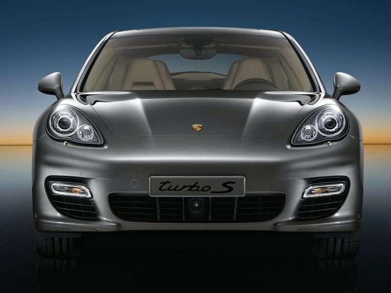 Porsche Panamera E2Bfastback 3.6 MT (2009–2013)